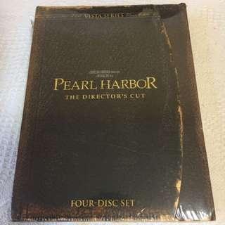全新美版1區DVD四碟限定版 - Pearl Harbor