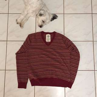 gant striped sweater