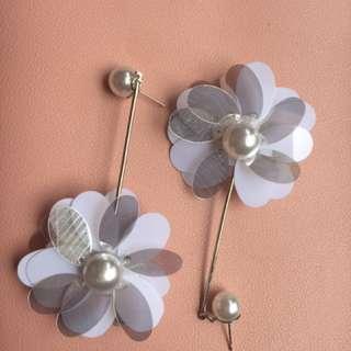 Blomst Earring