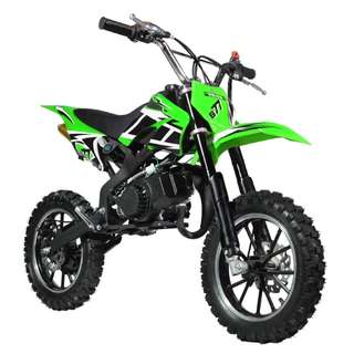 Tinker Motors Enduro DBS 49cc Pocket Rocket Dirt Bike (COD)
