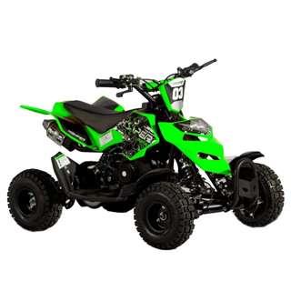 Tinker Motors RZR Pocket Rocket Kids ATV 49cc 2 stroke (COD)