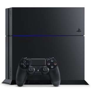 PS4 500GB MATTE BLACK