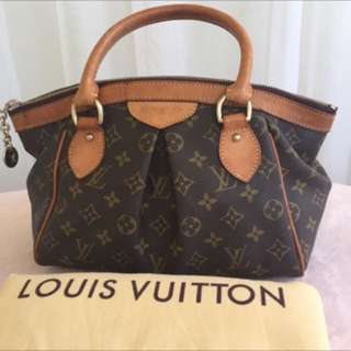 Louis Vuitton Tivoli Pm Bag