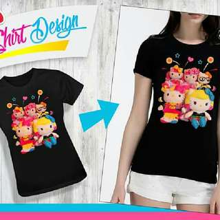 Personalized T-shirt Printing