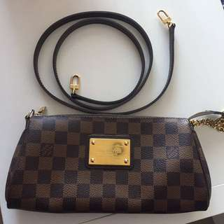 Authentic Louis Vuitton Eva DE RRP $1077