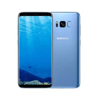 Galaxy S8 Plus 64gb Coral Blue