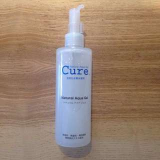 Cure Natural Aqua Gel Exfoliant