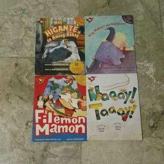 Filipino Story Books