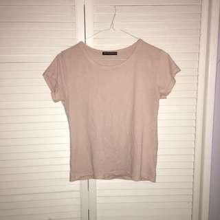 Brandy Melville Pink T-Shirt