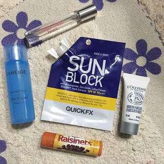 Skin Care Bundle # 1