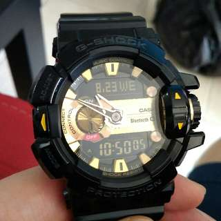 G-shock GBA-400 G-Mix With Bluetooth