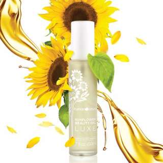 Sunflower and Argan Beauty Oil LUXE
