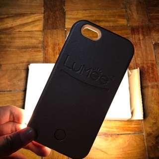 LuMee Light-Up Selfie Case (iPhone 6/6S, Blush Pink)
