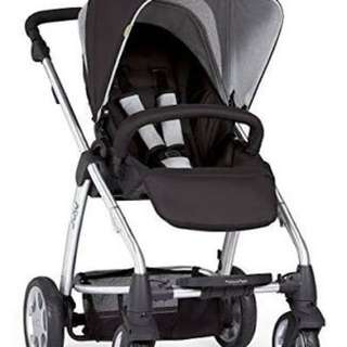 Almost New Mamas and Papas Sola Reversible Stroller