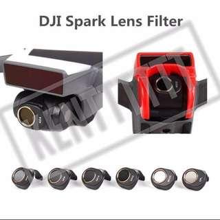 DJI Spark Lens Filters (Preorder)