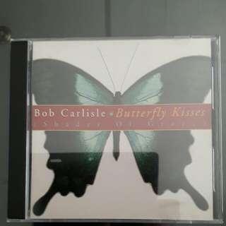 Cd Bob Carlisle Butterfly Kisses