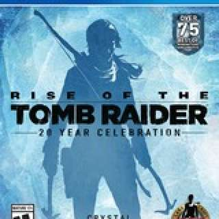 Rise Of The Tomb Raider PS4 (R3) Includes All DLC
