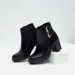 REPRICED ! Authentic ZARA Buckled Boots