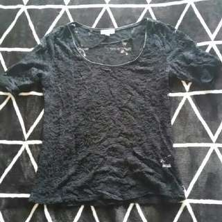 Lacey Top Size M