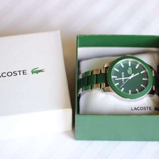 Repriced!!! Authentic Lacoste Watch For Men