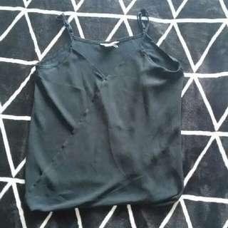 Black Cami Size S