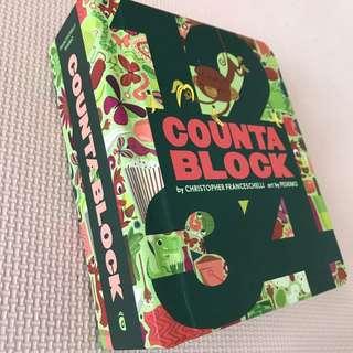 數字教學1-100 COUNTA BLOCK經裝本