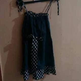 Dress Midi Soft Jeans