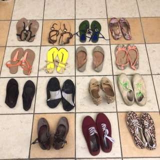 Shoes KASUT Murah Primark