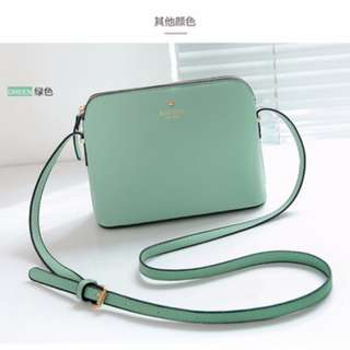 [ LAST PC !  ] KateSpade Mint Green Sling Bag !