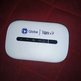 Globe 4G Pocket WiFi