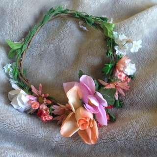 Handmade Flower Crown