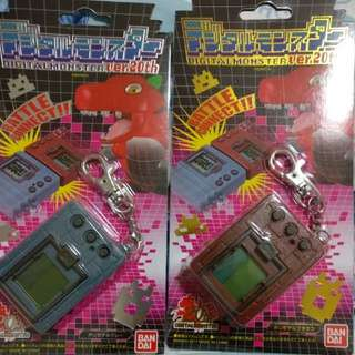 20th Anniversary digimon Digivice