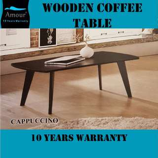 Wooden Coffee Table( Ready Stock Brand New)