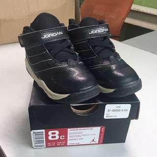 Jordan rubber shoes for kids