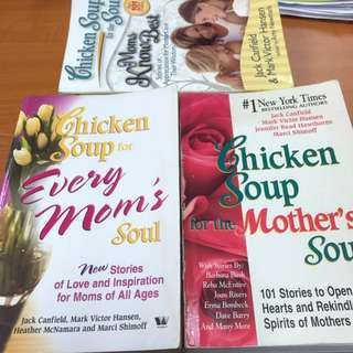 Chicken Soup for Moms