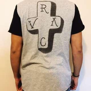 RVCA cross tee