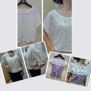 Women Clothes ( Promo Special Buy 100K get 3 clothes )