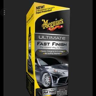 Meguiar G18309 Ultimate Fast Finish