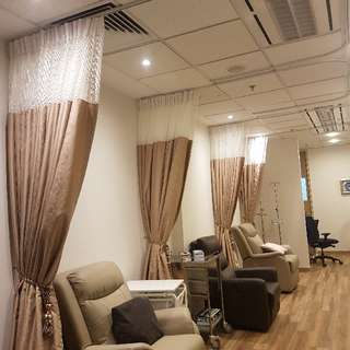 🚚 Cubicle curtains for Hospitals, clinics,massage & spa