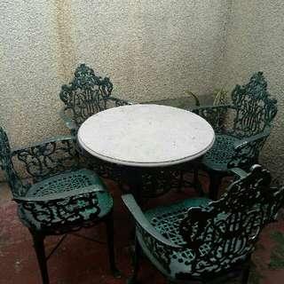 Victoria Garden Set