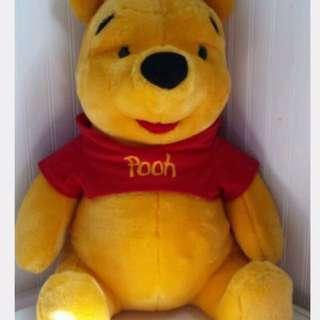 Plush Toys / Stuff Toys - Winnie The Pooh