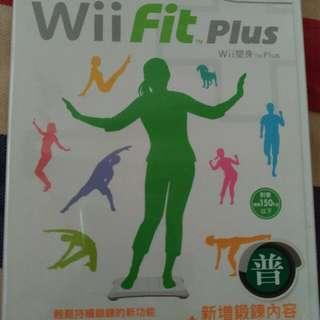 Wii 平衡器 運動遊戲