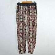 Aztec printed Trouser.
