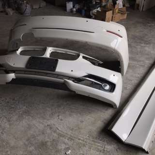 BMW F30/F31 前後保 側裙 霧燈