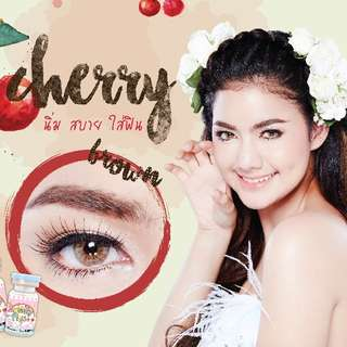Sweety Plus CHERRY Lens By Dazzleme