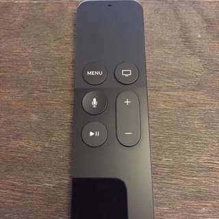 Apple TV Siri Control