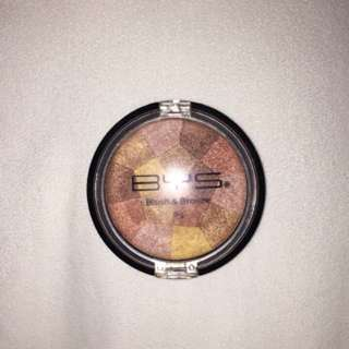 Bys Blush and bronze