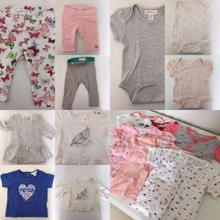 ALL BABY GIRL CLOTHES