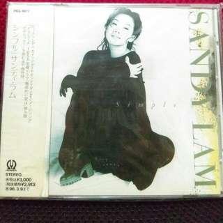 林憶蓮 CD 日版有側纸