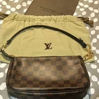 LOUIS VUITTON  POCHETTE BAG- BAGUETTE AUTHENTIC
